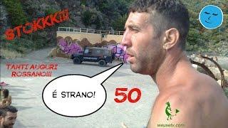 Tanti auguri Rossano...stokkk!!! #rossano #rosso #50anni #sonnino