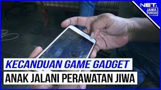 Pelajar Kecanduan Game Gadget Di Jember Harus Jalani Perawatan Spesialis Jiwa- NET. JATIM