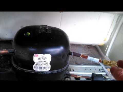 R134a R600a R410a Réfrigération Réfrigérateur Congélateur Recharge Gaz Top Up Kit