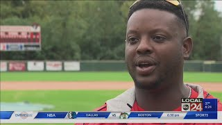 He had a scholarship for baseball, but CBU's assistant coach gave it up to serve his country