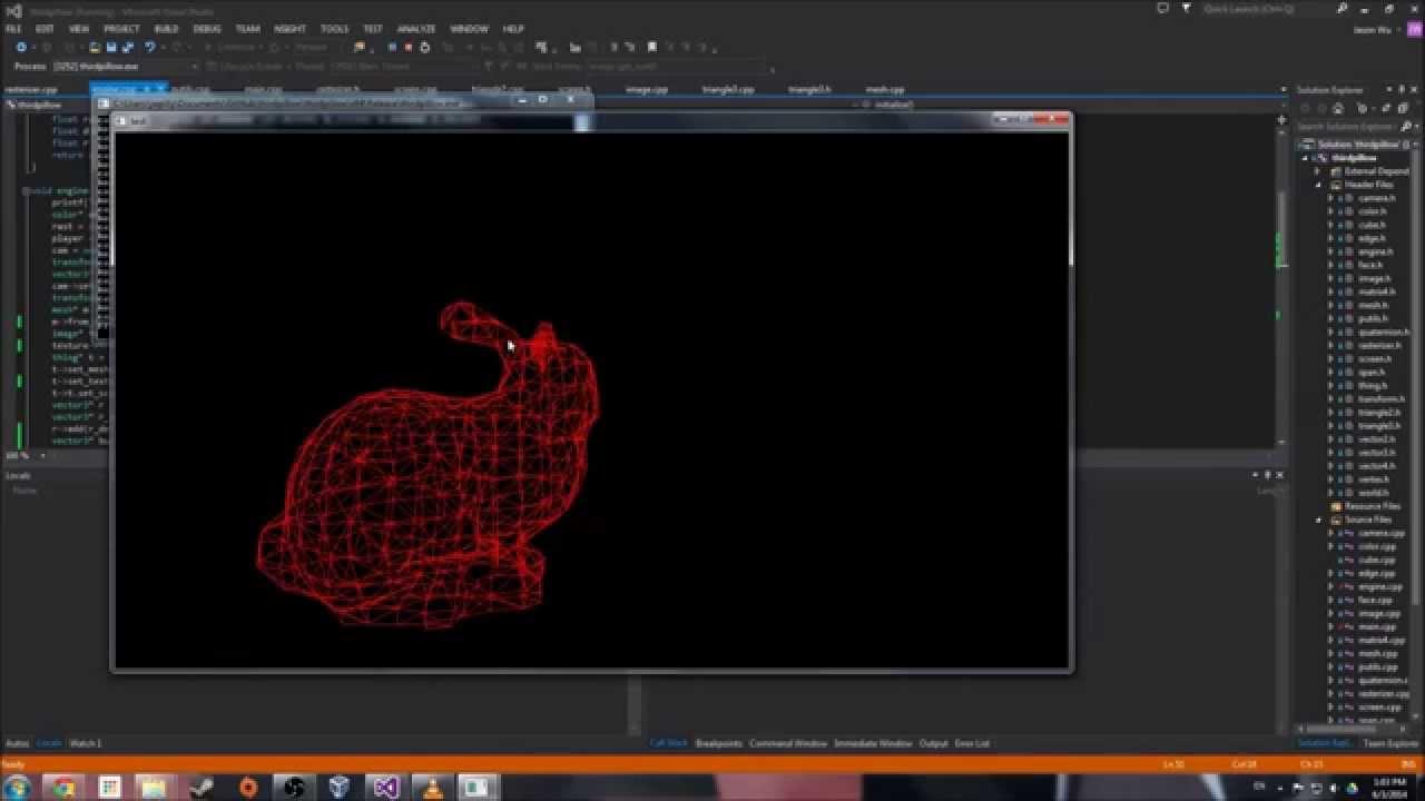 c software rendering engine no opengl directx youtube. Black Bedroom Furniture Sets. Home Design Ideas