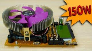 Самый мощный USB тестер - нагрузка кабелей, зарядок и аккумуляторов.