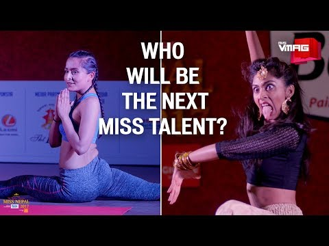 Who will be the next Miss Talent? | Miss Nepal 2017 Special | M&S VMAG