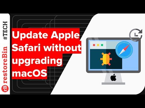 How to Update Safari without Upgrading macOS?