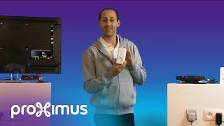 Connecter votre décodeur au modem via un adaptateur CPL