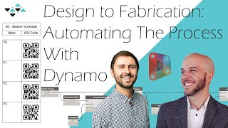 Design to Fabrication: Automating the Process With Dynamo