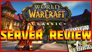 World of Warcraft Classic Server Review