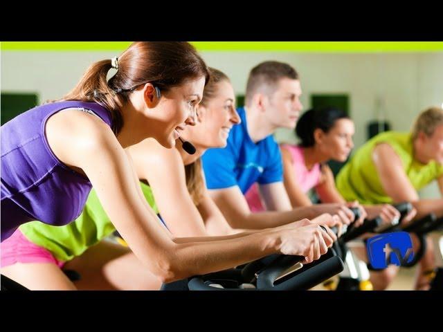 ciclo indoor per perdere peso