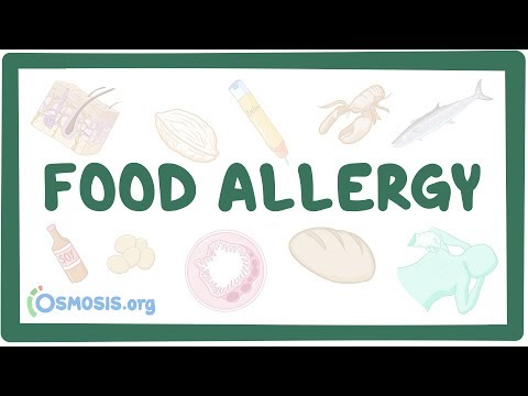 Food Allergy - Causes, Symptoms, Diagnosis, Treatment, Pathology