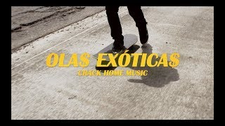 CRACK FAMILY - OLA$ EXOTICA$ (VIDEO OFICIAL) · CEJAZ NEGRAZ ·