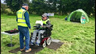 Pfco from my wheelchair. Dji Mavic 2 Zoom