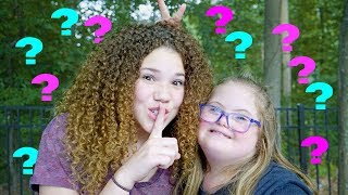 What's In The Box - Makeup Edition! (Sarah Grace vs Madison Haschak)