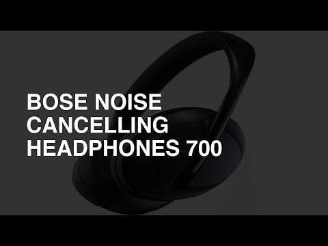 Bose Noise Cancelling Headphones 700 review - Overall Rating: 9.0 / 10