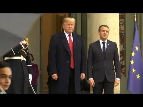 ماكرون يقصف ترامب: الاحترام بين الحلفاء واجب وفرنسا لن تكون تابعة…  - نشر قبل 2 ساعة