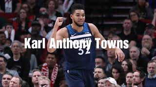Karl Anthony Town Was In Car Accident