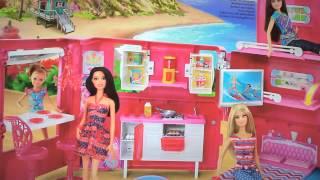 Барби Трейлер / Camper - Life in the Dreamhouse - сестры Барби / Barbie Sisters - BJN62