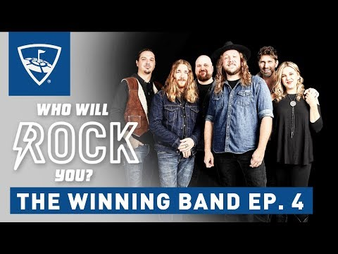 Who Will Rock You | Season 1: Episode 4 - The Winning Band: George Shingleton | Topgolf