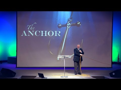 """The Anchor"" – Pastor Raymond"
