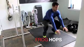 Frog Hops