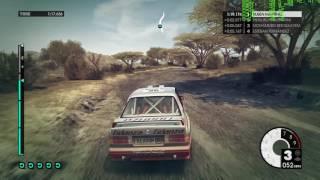 Dirt 3 BMW M3 Rally FIDANZA OFF ROAD KENYA PC Gameplay HD GTX 1060 Benchmark