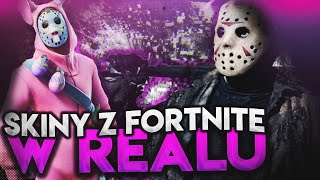 FORTNITE SKINS in real 2-RABBIT INVADERS in REAL LIFE * YOU MUST SEE IT *-iNTERO