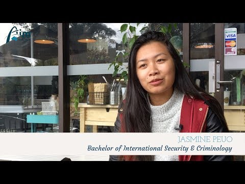 Hello Jasmine - International Relations & Threats to Global Security | AIM Overseas