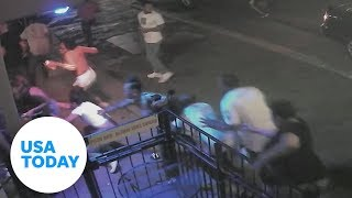 Officers take down Dayton gunman in 30 seconds | USA TODAY