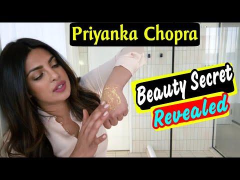 Priyanka Chopra beauty secrets revealed by herself | Priyanka chopra Lips, Skin and Hair Secrets