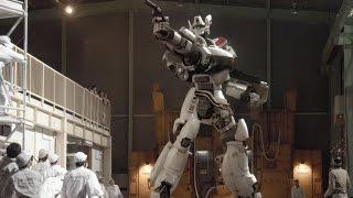 """2015年1月10日(土)から2週間限定劇場上映 【作品紹介】 20世紀末、テクノロジーの発達により登場した汎用人間型作業機械""""レイバー""""は、軍事、産業とあらゆる分野で ..."""