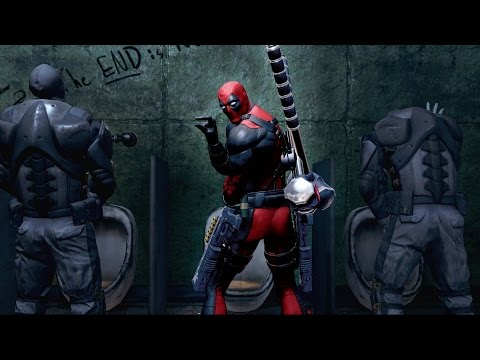 DEADPOOL [2]: Who's Got the Biggest Dick? ★ Merc With a Mouth Valentine's!