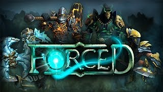 Official FORCED Trailer 2013