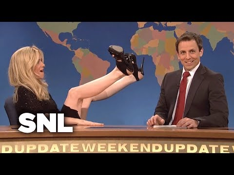 Weekend Update: Rebecca Larue - Saturday Night Live