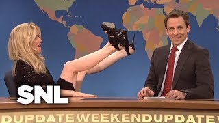 Weekend Update: Rebecca Larue the Flirting Expert - SNL thumbnail