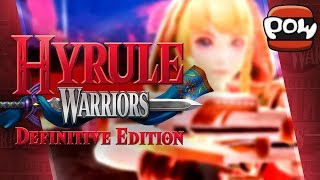 Hyrule Warriors Definitive Edition - POWplays Replay