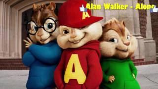 Alan Walker-Alone Chipmunks Relase