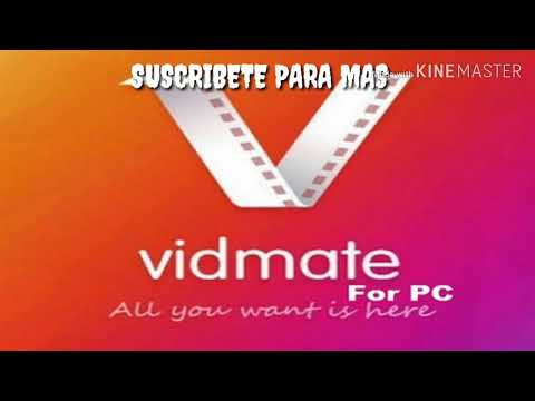 vidmate para descargar musica y videos gratis