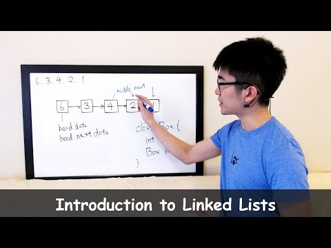Introduction to Linked Lists (Data Structures & Algorithms #5)