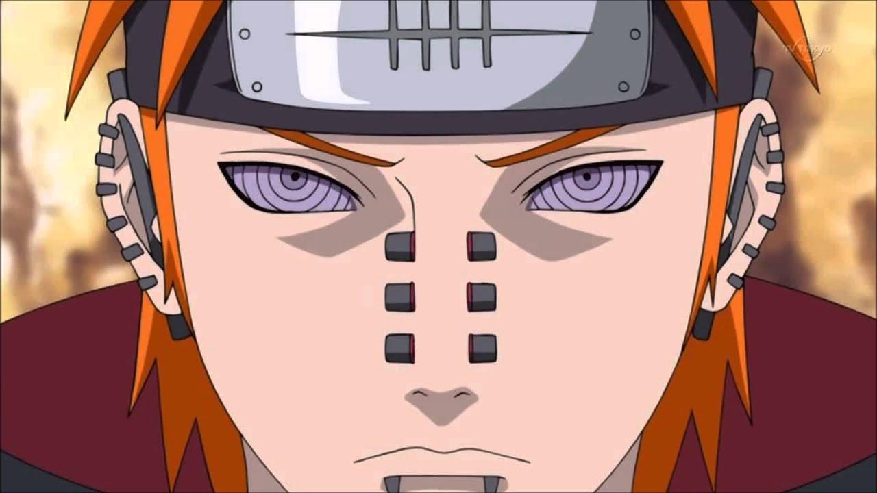 Naruto Impersonation Pein Voice Demo 2 Voice Only Youtube