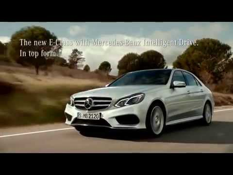 Mercedes Benz Advert Music