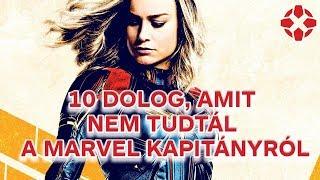 10 dolog, amit nem biztos, hogy tudtál a Marvel Kapitányról