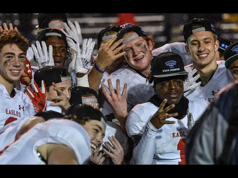 Championship Football: Brentwood Academy clinches 4-peat