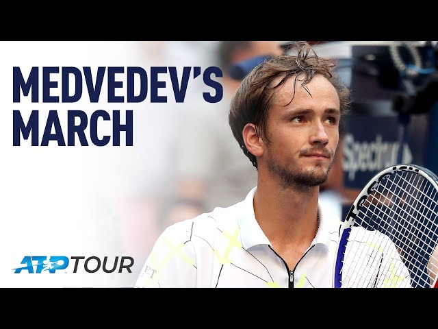 The Rise of Daniil Medvedev | TALES OF THE TOUR | ATP