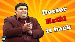 Nirmal Soni joins Tarak Mehta...as Dr.Hathi | Exclusive | TellyChakkar