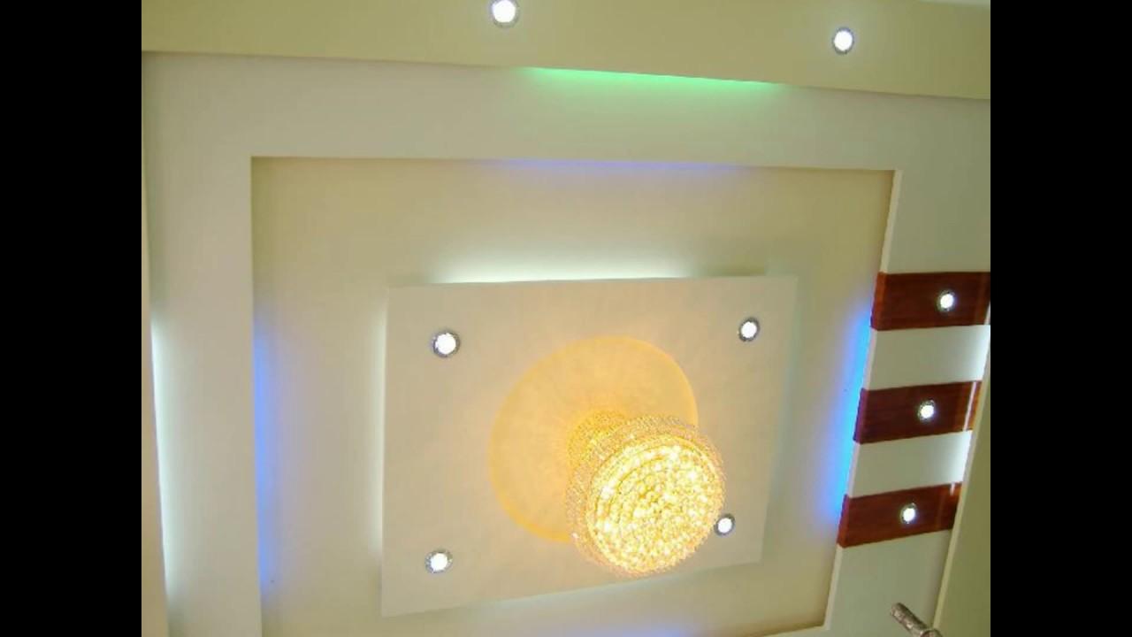 Các loại Đèn led trần thạch cao hay dùng trong trần xuyên sáng