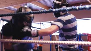 Corona Sparring moments forts
