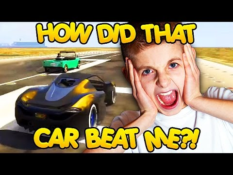 RACE CAR TROLLING IN GTA'S MOST STUPID CAR! (GTA 5 Mods ...
