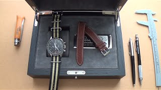 """""""First Omega In Space"""" Speedmaster Moonwatch Full Review (31132403001001)"""