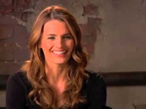 stana katic on castle beckett and their relationship