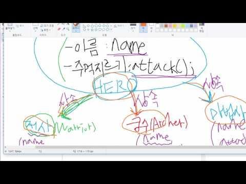 자바 기초 프로그래밍 강좌 23강 - 객체 지향 기법의 활용 (Java Programming Tutorial 2017 #23)