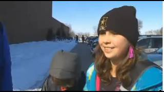 Student Testimony about the joke of shooting in New Prague school Minnesota